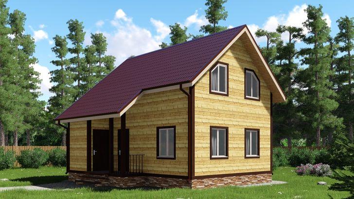 Каркасные дома Рыбинск